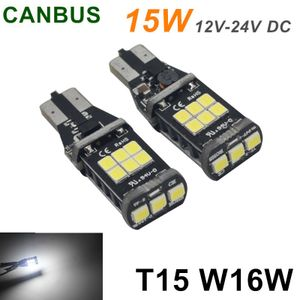 2X T5 W16W Bright 15 LED CREE 3535SMD Chip Canbus Hellwei? Langlebige Glš¹hbirne