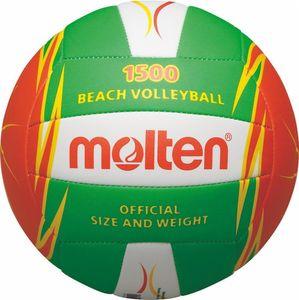 molten Beachvolley Freizeitball Gr. 5 Grün