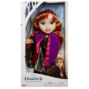 Disney Die Eiskönigin 2 Puppe Anna auf Reise, ca. 35cm
