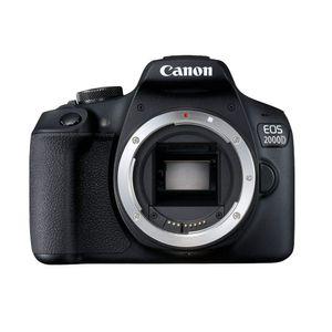 Canon EOS 2000 D Body, schwarz