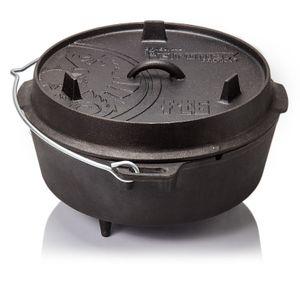 Petromax Feuertopf ft6 (6qt), Dutch Oven; ft6