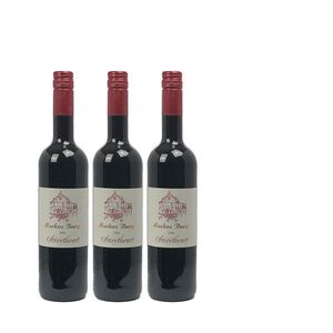 Rotwein Mosel Weingut Markus Burg Qualitätswein Sweetheart lieblich und vegan (3x0,75l)