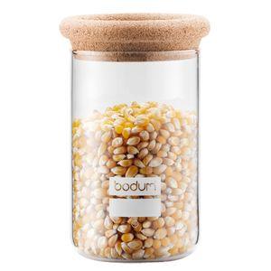 Bodum Vorratsglas mit Korkdeckel Yohki 0,60 Liter