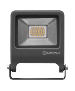LEDVANCE ENDURA FLOOD 20 W LED Wandstrahler Warmweiß 15,3 cm Aluminium Dunkelgrau