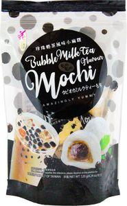 [ 120g ] Love & Love Mochi mit Bubble Milk Tea Geschmack / Bubble Milchtee Geschmack