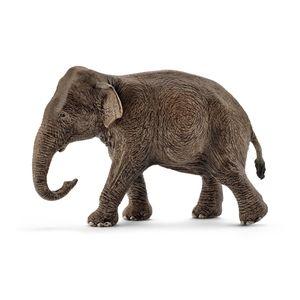 Schleich - Tierfiguren, Asiatische Elefantenkuh; 14753