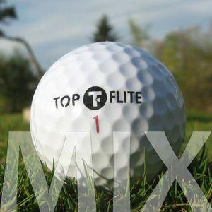 50 Top-Flite Mix Lakeballs / Golfbälle - Qualität Aaaa / Aaa