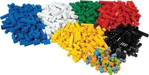 LEGO Education Klassik Bausatz, Bausatz, Junge/Mädchen, 4 Jahr(e), 1000 Stück(e)
