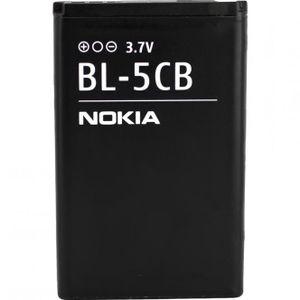 Nokia Akku Nokia Original BL-5CB C1-02, 1616, 1800, Li-Ion