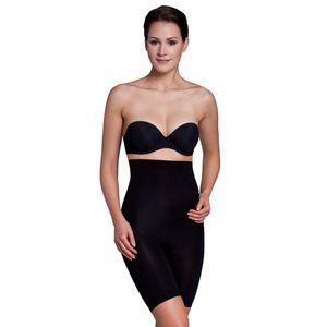 Miss Perfect Shapewear Damen - Miederhose Damen (XS-XXL) Body Shaper Damen Bauchweg Unterhose Damen Bodyshaper für Frauen - figurformend, Größe:40 (M), Farbe:Schwarz (BK)