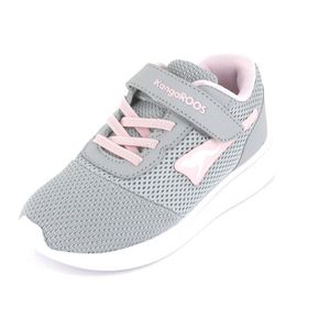 KangaRoos Sneaker K-Mile EV Größe 35, Farbe: vapor grey/frost pink