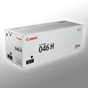 Canon 046H 1254C002 Schwarz  Original Toner 6.300 Seiten