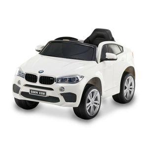 Kinder Elektro BMW X6, Farbe:Weiss