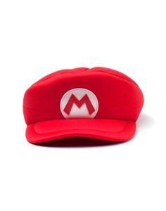 Super Mario Cap Super Mario Kids Hat Red