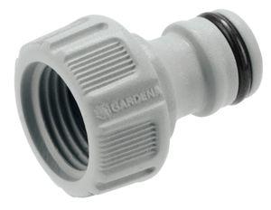 GARDENA® Hahnverbinder 21mm (G 1/2''), verpackt