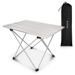 Campingtisch faltbar ultraleicht 55,7x40,5x38,5cm