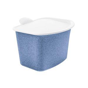 koziolAbfall-Behälter Bibo organic blue, blau