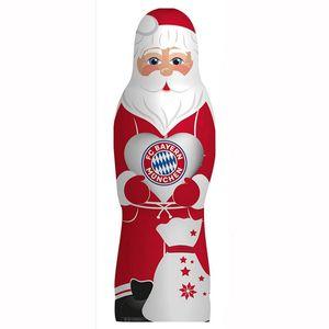 Riegelein Weihnachtsmann  FC Bayern München Vollmilchschokolade 90g