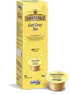 CAFFITALY Twinnings Earl Grey 3er Pack (Cafissimo kompatibel)
