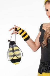 Wilbers Handtasche Biene - Bienen Tasche