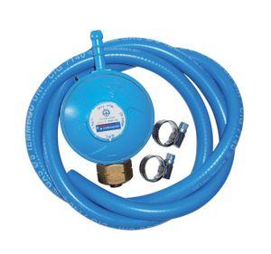 Campingaz Y980000000, Gasdruckregler, Blau, 220 mm, 50 mm, 240 mm, 300 g
