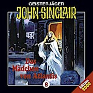 Sinclair,John Folge 8-Das Mädchen von Atlantis