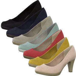 MARCO TOZZI Damen Pumps High Heels 2-22411-26, Größe:38 EU, Farbe:Grün