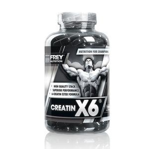 Frey Nutrition Creatin X6 - 250 Kapseln
