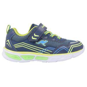 KangaROOS Sneaker low blau 35