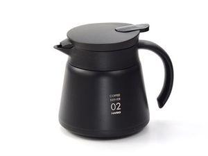 Isolier-Kaffeekanne Edelstahl, 0,6 l