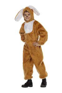 WIL - Kinder Kostüm Schlappohr Hase Karneval Fasching Gr.116