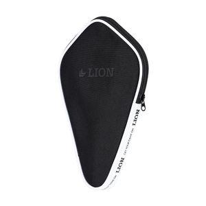 Lion Hülle für Tischtennisschläger Cover | Tischtennishülle Tischtennis Schläger TT Tabletennis