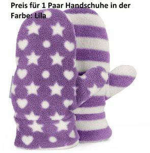 Mädchen - Wendefäustlinge Handschuhe Gr. 2