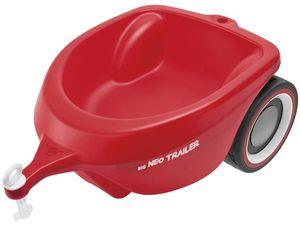 BIG Anhänger / Bobby Car Neo Trailer rot