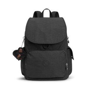 Kipling - Basic EWO City Pack K12147 Rucksack Backpack Damen J99 True Black