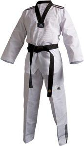 adidas taekwondopak ADI-Club 3 Dobok unisex schwarz / weiß Größe 170