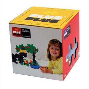 Konstruktionsbausteine Plus-Plus BIG - Basic 100 -  Bausteine