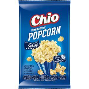 Chio Mikrowellen Popcorn Salzig glutenfrei vegetarisch vegan 100g