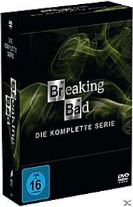 Breaking Bad - Die komplette Serie (Digipack)