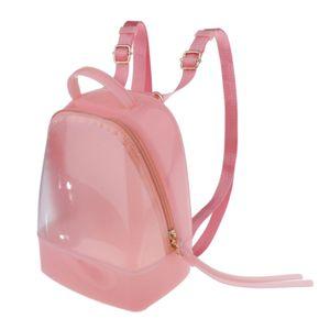 Puppentragetasche Rucksack für 1/6 Puppenzubehör Ausgehen Tragetasche Pink Rosa 20x11x24cm