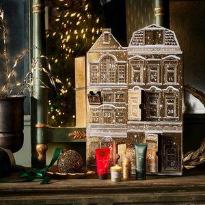 RITUALS Adventskalender 2021 Frauen EXKLUSIV - Beauty Kosmetik Advent Kalender, 24 Geschenke Wert 250 €, Pflege Weihnachtskalender Frau, Adventkalender Damen