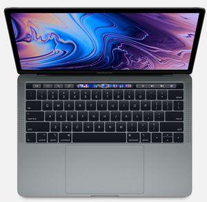 Apple MacBook Pro 13 Retina - i5 - A1706 - Touchbar - Mid 2017 3,1 GHz - 8 GB RAM - 256 GB SSD - Space Grau - Normale Gebrauchsspuren - Intel Core i5-7267U (2x 3,1 GHz / 4 MB Cache) - (33,8cm) 13,3 Zoll Retina TFT Display - 8 GB DDR3 - Mac OS