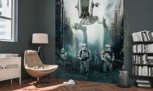 "Komar Digitaldruck Vliestapete ""Star Wars Imperial Forces"", bunt, 200 x 250 cm"