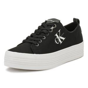 Calvin Klein R0673 ZOLAH - Damen Schuhe Freizeitschuhe - blk, Größe:41 EU