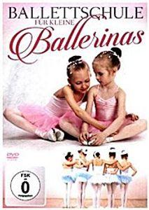 Ballettschule für kleine Ballerinas, 1 DVD