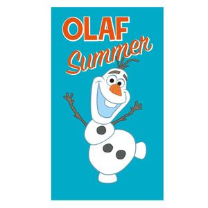 Badetuch Summer | 70x120 cm | Disney Eiskönigin | Frozen | Strandtuch Handtuch