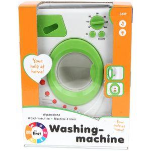 Otto Simon 473-3216 My first home Waschmaschine, Kinderspielzeug mit Geräuschen
