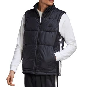 Adidas Padded Puff Vst Black Black L