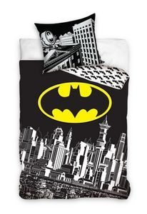 Carbotex bettdeckenbezug Batman Gotham City 140 x 200 cm