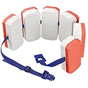 BEMA Schwimmlernhilfe / Schwimmgürtel mit 4 Auftriebskörpern